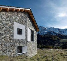 CASA FD, Madesimo_Alpe Andossi. Italy/ ENRICO SCARAMELLINI ARCHITETTO