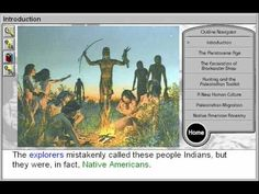 the first americans the paleoindians first americans the paleoindians