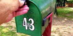 Mailboxes come in many shapes, sizes and materials!