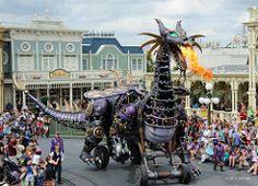 Day 4 – Four Fantastic Walt Disney World Parades - www.wdwradio.com
