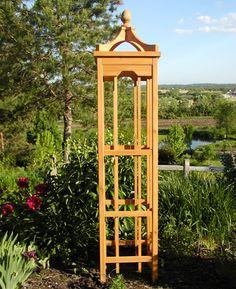 Dickswoodshop.com: Handmade with Western Red Cedar by Dick Garbe in Waukesha