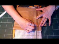 Scrapbook - ButterBeeScraps Modified Accordion Paper Bag Mini Album, Video 1 of 1 Mini Albums Scrap, Mini Scrapbook Albums, Scrapbook Paper Crafts, Scrapbooking, Paper Bag Books, Paper Bag Album, Paper Bags, 3d Video, Mini Scrapbooks