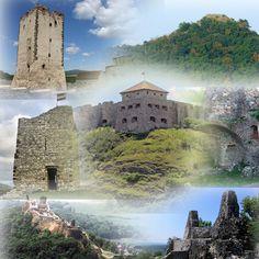 Várak a Balaton közelében - Honvédelem. Castles, Mansions, House Styles, Nature, Italy, Luxembourg, Mansion Houses, Naturaleza, Villas