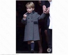 George and Charlotte Steal the Show During Walk to Church with the Middletons Prince William And Kate, Candy Cane, Kate Middleton, Broccoli Quiche, Charlotte, Cambridge, Christmas, Kids, Easy