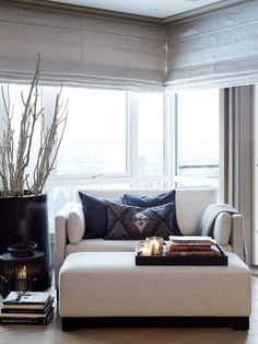 Corner seating living room sofas reading nooks ideas for 2019 House Design, Home And Living, Home Living Room, Furniture, Home, Bedroom Seating, Family Room, Home Decor, Corner Seating