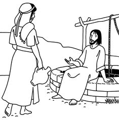 printable coloring page for parable of the good samaritan see more rsultat ptiteloiblogspotcom trouv sur google