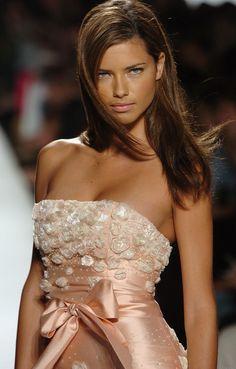 Adriana Lima, Victoria's Secret model can I be you?
