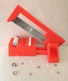 FIMO Cane Stick Cutter | Polyslicer-Red-fimo-cane-slicer-fimo-cane-cutter-fimo-nail-art-polymer ...