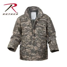 Rothco A.C.U. Digital Camo M-65 Field Jacket  Only $74.99  *Price subject to change without notice.