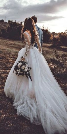 wedding vows to husband ; wedding vows to husband cry ; wedding vows that make you cry ; wedding vows for officiant ; wedding vows to wife ; wedding vows to husband funny Romantic Wedding Vows, Rustic Wedding Dresses, Long Wedding Dresses, Boho Wedding Dress, Wedding Ideas, Wedding Hair, Wedding Planning, Modest Wedding, Lace Wedding Gowns