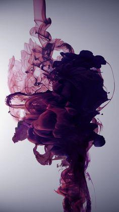 HD Purple Liquid Wallpaper For iPhone resolution 1080x1920