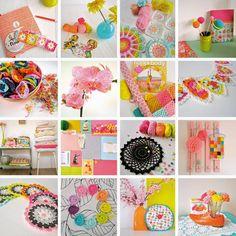Color 'n Cream Crochet and Dream: Color 'n Cream Crochet 2014