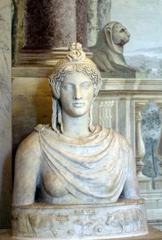 Rom, Galleria Borghese, Göttin Isis / Goddess Isis / Dea Iside | Flickr - Photo Sharing!