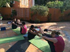 3 Days Spain Yoga Retreat, Wine, and Chocolate Tasting