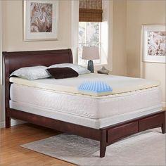 Boyd Specialty Sleep Gel Lux 3 Inch Mattress Topper