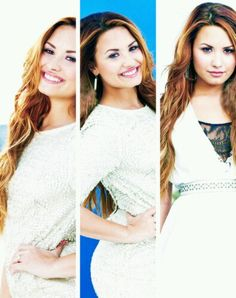 @Demi Lovato no matter what anybody ever says you are absolutely beautiful and a wonderful inspiration and role model for girls everywhere