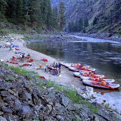 Paddling and Camping - Community - Google+  #salmonriver #kayaking #canoeing #camping #canoecamping #whitewater #kayakfishing