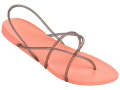 Phillipe Starck 2016 sandal collection for Ipanema, about $40