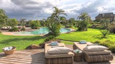 Sustainable luxury at safari lodge – Segera Retreat, Kenya Kenya Travel, Africa Travel, Bungalows, Beautiful Hotels, Beautiful Places, Safari, Mount Kenya, Wooden Decks, Dream House Exterior
