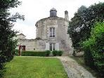 CHATEAU DE LA VAUGUYON - DO... Has Dishwasher and Washer - TripAdvisor - Chinon Vacation Rental Loire Valley, France