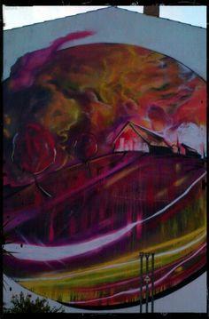 Artist: manu invisible San Sperate