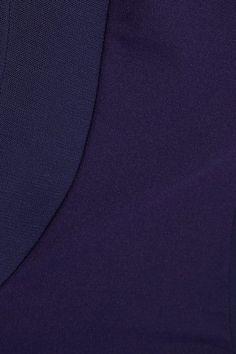 La Perla - Plastic Dream Tulle-paneled Swimsuit - Navy - 3C