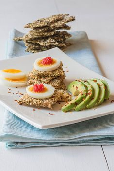 Seed Crackers – Two Ways