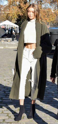 今一番モテるモデル、ジジハディッドって何者?!ファッション、ライフスタイルを紹介-STYLE HAUS(スタイルハウス)