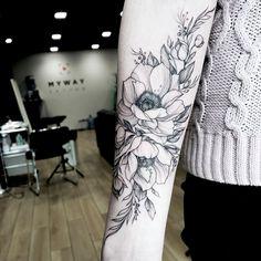 "903 Likes, 10 Comments - Olga Koroleva (@olshery) on Instagram: ""Работаю в студии My way tattoo, рядом с метро октябрьское поле @tattoonistratov…"""
