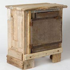 Driftwood Cabinet