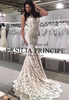 tuttoSposi Hai salvato su Le Spose di Ersilia Principe #LeSposeDiErsiliaPrincipe #ErsiliaPrincipe #Moda #Abiti #Dress #Matrimonio #Sposa #Bride #TuttoSposi #Fiera #Wedding #Campania