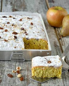 Torta d'inverno – Real Time – Diet, Exercise, Fitness, Finance You for Healthy articles ideas Mexican Dessert Recipes, Italian Desserts, Cake Cookies, Cupcakes, Torte Cake, Classic Cake, Xmas Food, International Recipes, Creative Food