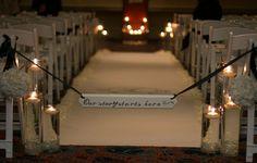 Wedding #signage at a #RosenCentre wedding - Photo courtesy of @A Chair Affair, Inc. and Scott Craig Photography | Pinned by Rosen Weddings | #rosen #weddings #orlando #florida #hotels #rosenhotels #love #ideas #photography #expo