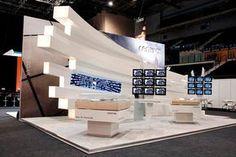 | El diseño de stands en corian, una alternativa de lujo