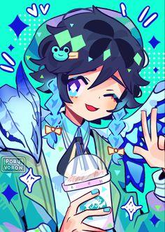 Anime Guys, Manga Anime, Anime Art, Drawing Reference Poses, Art Reference, Cute Art Styles, Albedo, Character Development, Animes Wallpapers
