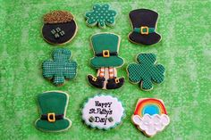 ST. PARTRICK'S DAY COOKIES