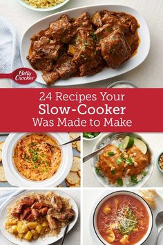 Warm up your winter with melty mac and cheese, flavorful pork ramen, creamy casseroles and more! Slow Cooker Recipes, Crockpot Recipes, Cooking Recipes, Healthy Recipes, Slow Cooking, Corn Recipes, Delicious Recipes, Free Recipes, Easy Recipes