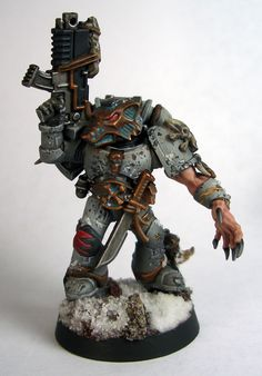 Angels of Death: Plans for the Space Wolves Figurine Warhammer, Warhammer 40k Figures, Warhammer Paint, Warhammer Models, Warhammer 40k Miniatures, Warhammer 40000, Warhammer Games, Eternal Crusade, Warhammer 40k Space Wolves