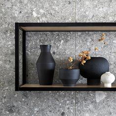 Hyllsystem Frame | Ballingslöv Decor, Shelves, Floating Shelves, Floating, Home Decor, Frame, Bathroom Design