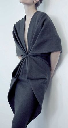 Beautifully simple by Madame gres. Would not suit me but a dress to be admired
