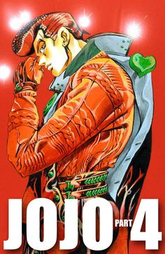 Vol. 125 (JoJo's Bizarre Adventure Part 4 - Diamond is Unbreakable (Official Colored)) - MangaDex Manga Drawing, Manga Art, Manga Anime, Yoshikage Kira, Adventure Aesthetic, Jojo Parts, Manga Covers, Jojo Bizzare Adventure, Jojo Bizarre