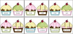 Birthday Chart Cupcakes (in French) Birthday Charts, Free Birthday, Student Birthdays, Classroom Birthday, Classroom Organisation, Birthday Cupcakes, Early Learning, Crafts For Kids, Teaching