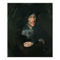 "John Donne Portrait 1595 ""in the shadows"""