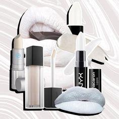 Snow Queen: 10 Best White Lipsticks