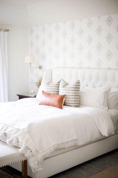 Master Bedroom Reveal | Image via Doreen Corrigan