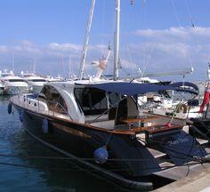 Yachts in Port Portals - Mallorca