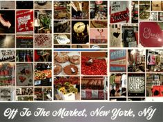 The best of New York Markets...http://off2themarket.wordpress.com/category/new-york/