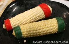 New idea for corn holders New Inventions, Google, Image, Ideas, Food, Essen, Meals, Thoughts, Yemek