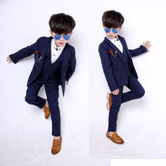 $38.19 (Watch more - https://alitems.com/g/1e8d114494b01f4c715516525dc3e8/?i=5&ulp=https%3A%2F%2Fwww.aliexpress.com%2Fitem%2FBlazers-for-Boys-Kids-Tuxedo-Suit-Boys-Wedding-Suit-Next-Kids-Clothes-Children-Boys-Formal-Clothing%2F32782798205.html) Blazers for Boys Kids Tuxedo Suit Boys Wedding Suit Next Kids Clothes Children Boys Formal Clothing Wedding Suits for Boys