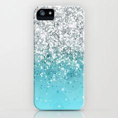 Glitteresques XXXIII iPhone & iPod Case by Rain Carnival - $35.00 I hope you like it!! #iphone #samsung #mobile #case #skin #glitter #spark #sparkle